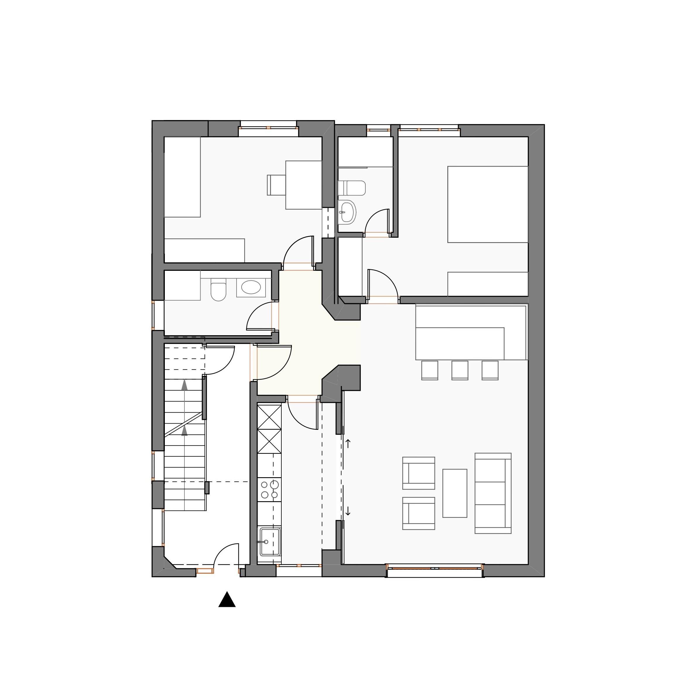 Ristrutturazione casa a Cesano Maderno